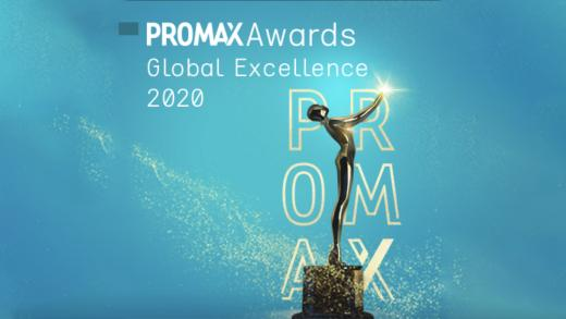 Red Bee Nominated for Promax Global Excellence