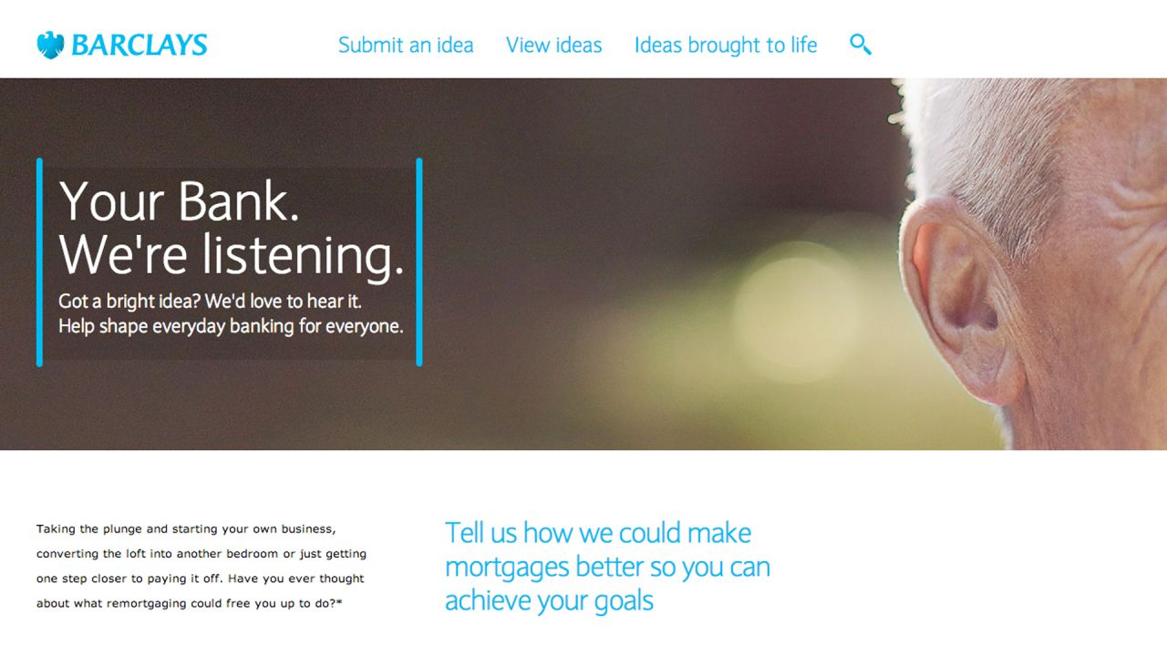 Your Bank - Barclays | Red Bee